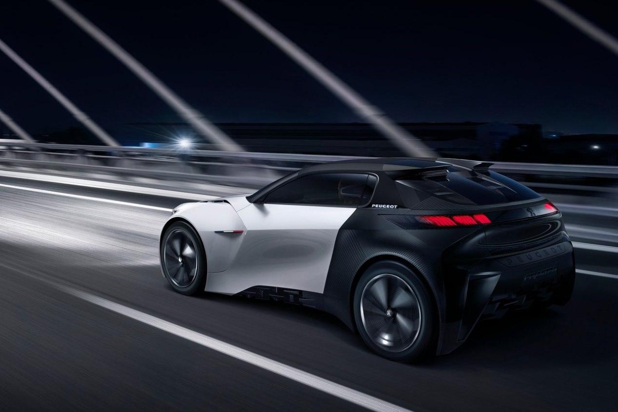 Peugeot 208 2019: nueva plataforma y rasgos del Fractal Concept