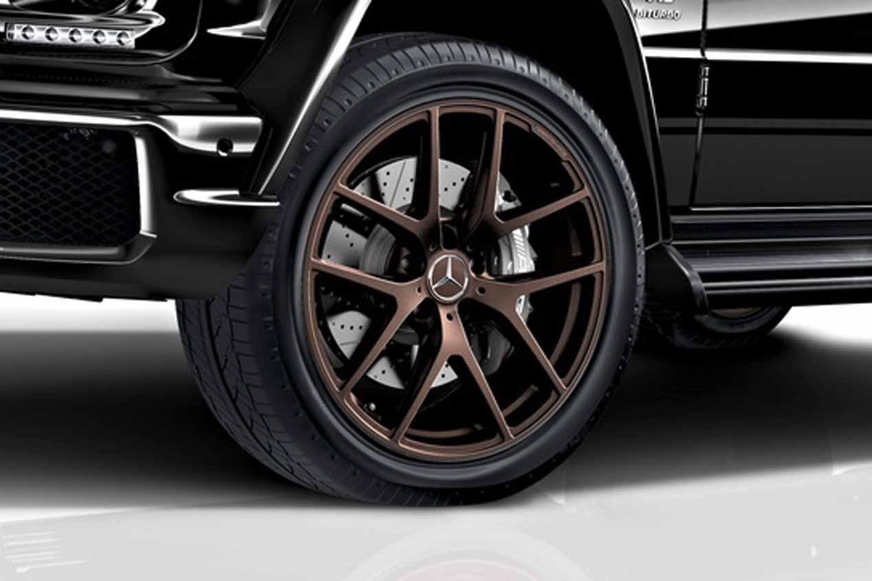 Mercedes-AMG G 65 Final Edition: el último Clase G
