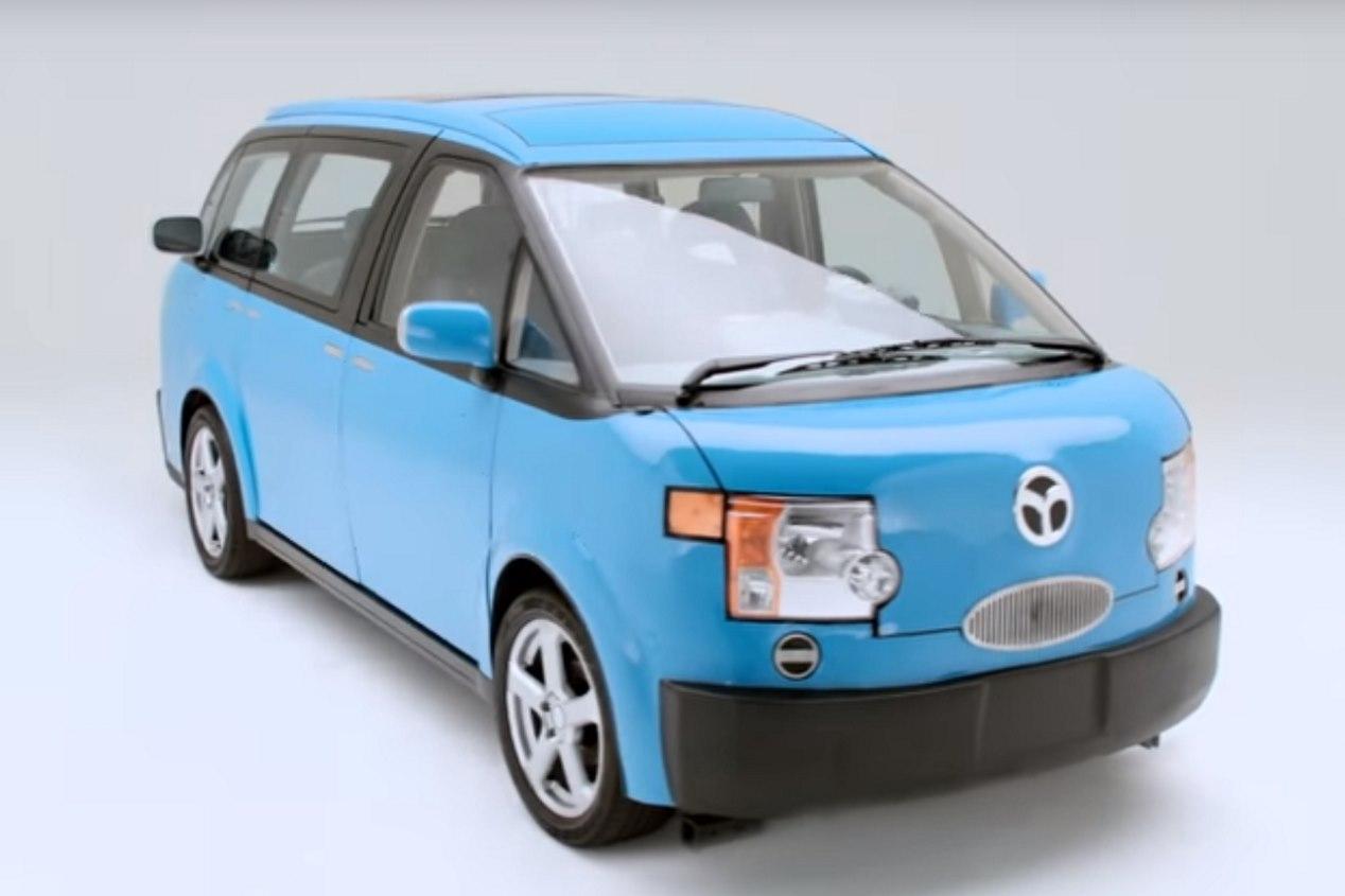 Tartan Prancer: el coche más absurdo del mundo
