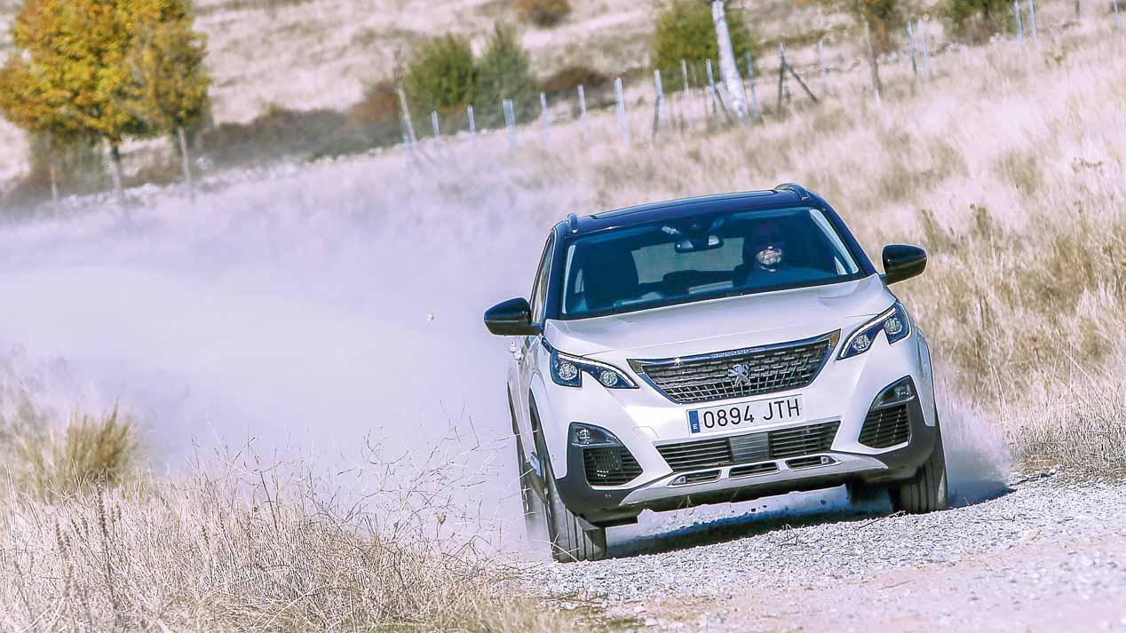 Peugeot 3008 R y GTI: el SUV podría tener nuevas versiones deportivas