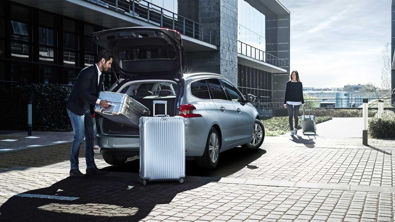 Peugeot 308 2017, las mejores fotos del renovado compacto