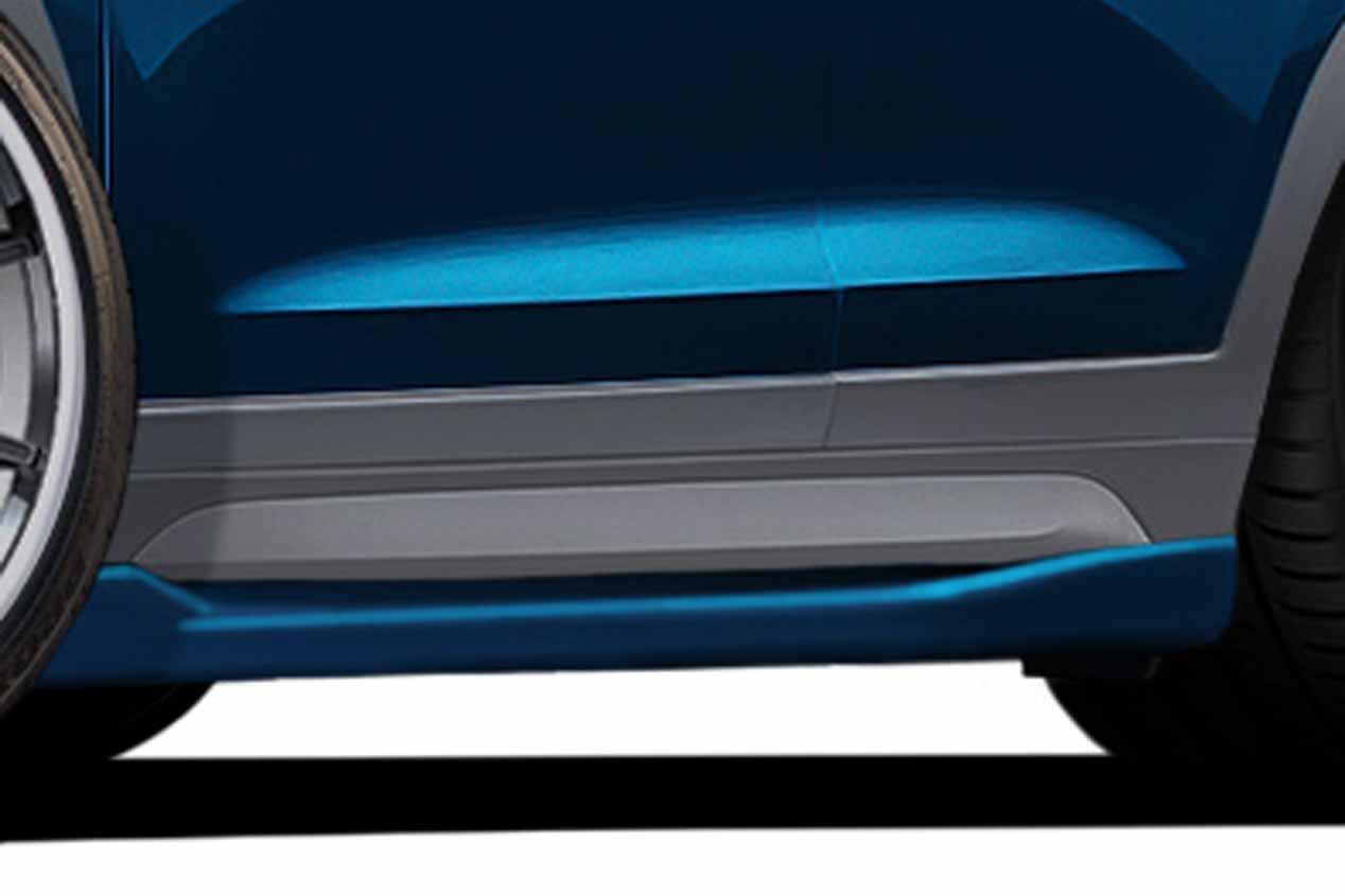 """Hyundai Tucson Sport Concept y Tucson """"normal"""" en imágenes"""