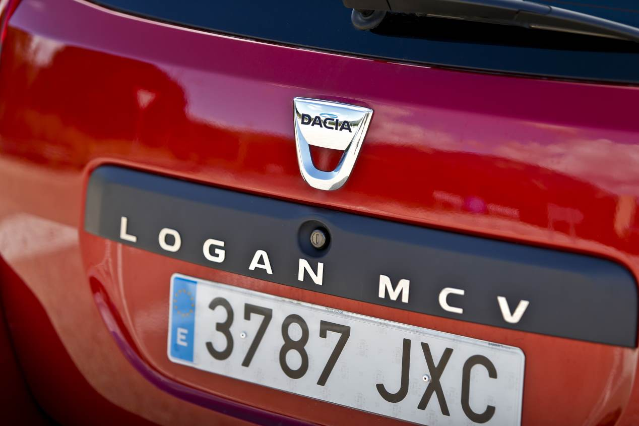 Dacia Logan MCV 1.5 dCi/90: el familiar low cost, a prueba