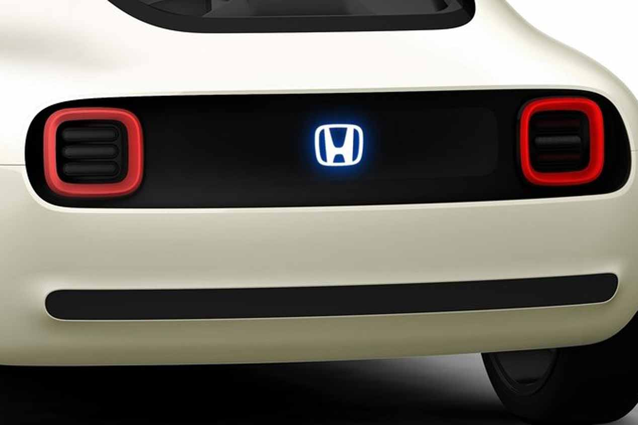 Honda Sports EV Concept: deportivo retro del futuro