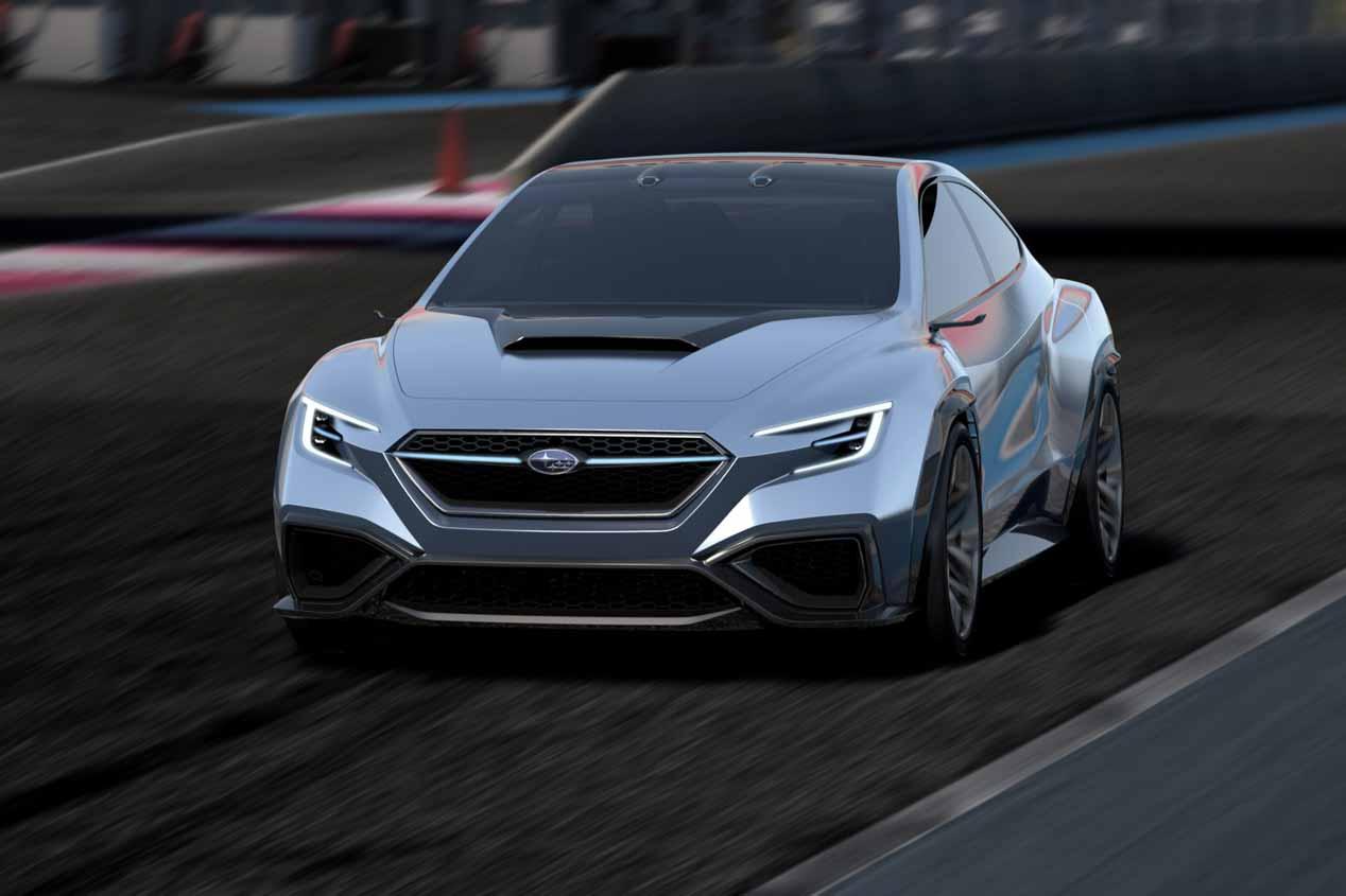 Subaru VIZIV Performance Concept en el Salón de Tokio