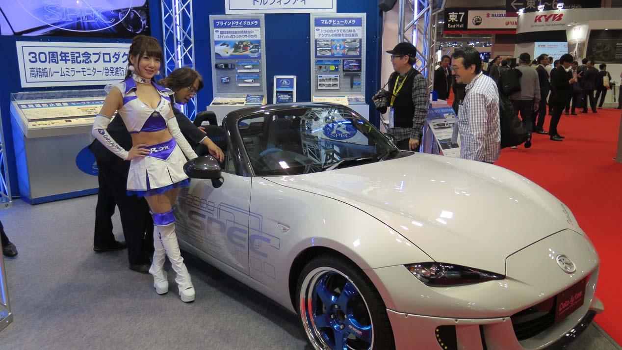 Las mejores fotos del Salón de Tokio 2017