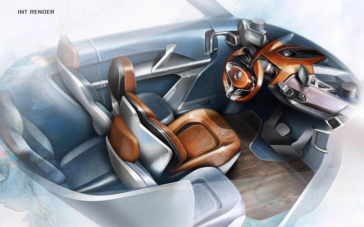 Yamaha, Cross Hub Concept, el SUV con el que cargar tu moto