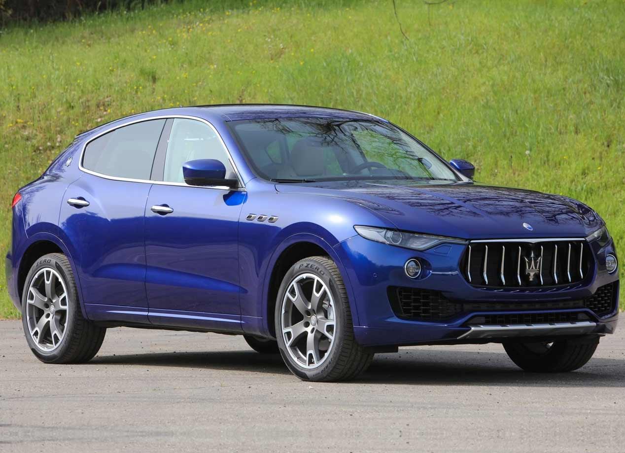 El Maserati Levante tendrá un hermano pequeño