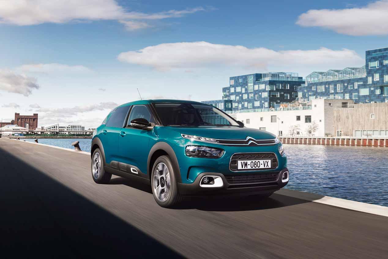 Citroën C4 Cactus 2018: sus mejores fotos