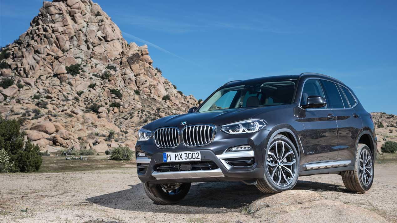 BMW X8, X7, X2... y todos los nuevos SUV de BMW