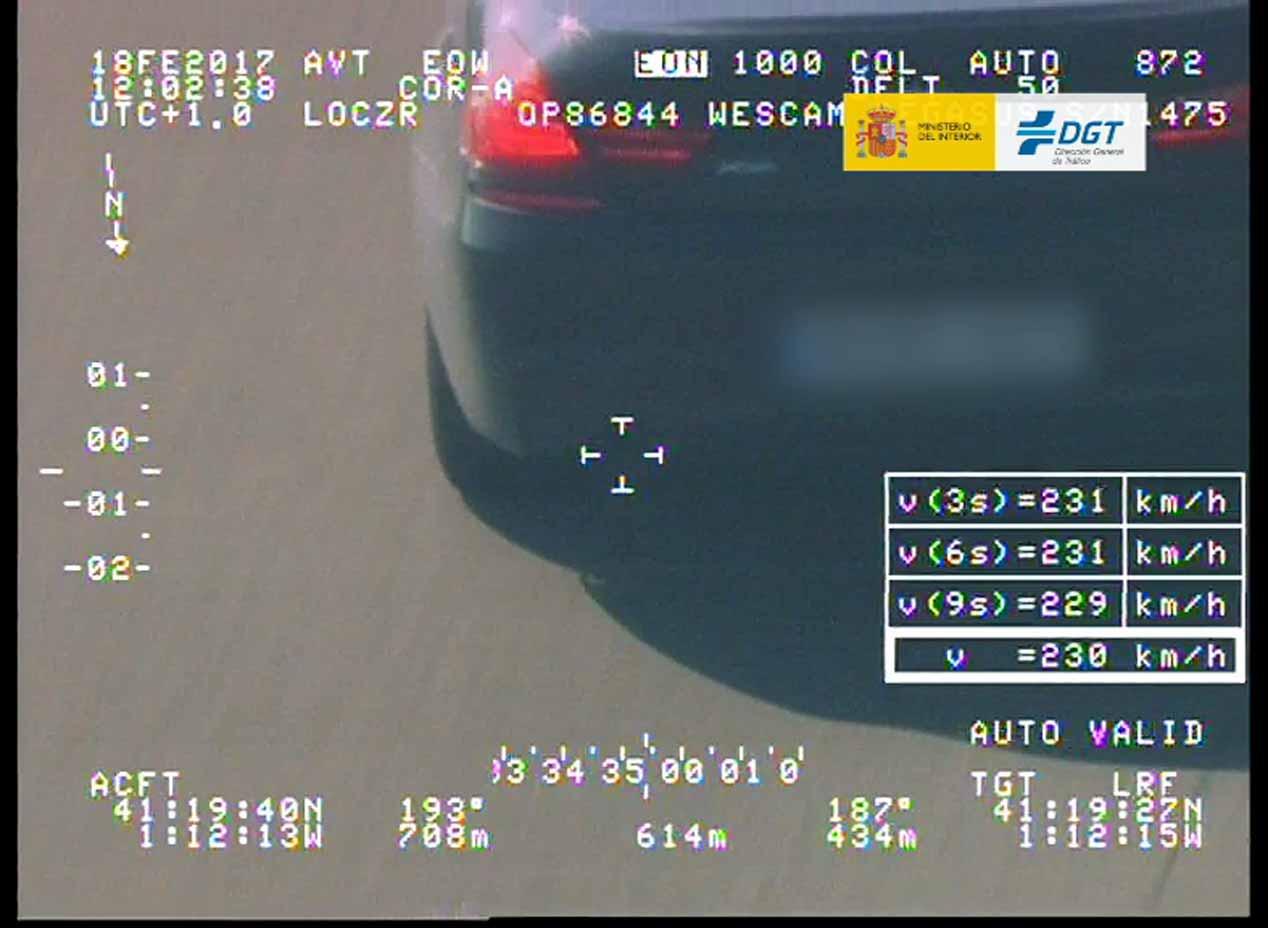 Margen de error de velocidad de los radares: preguntas y respuestas