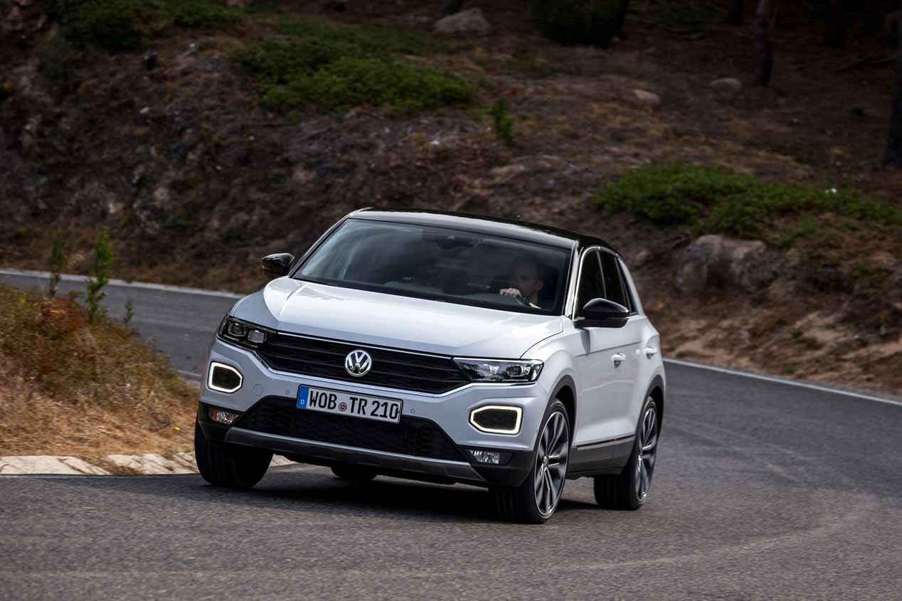 VW T-Roc 2.0 TDI: probamos la nueva versión Diesel del SUV