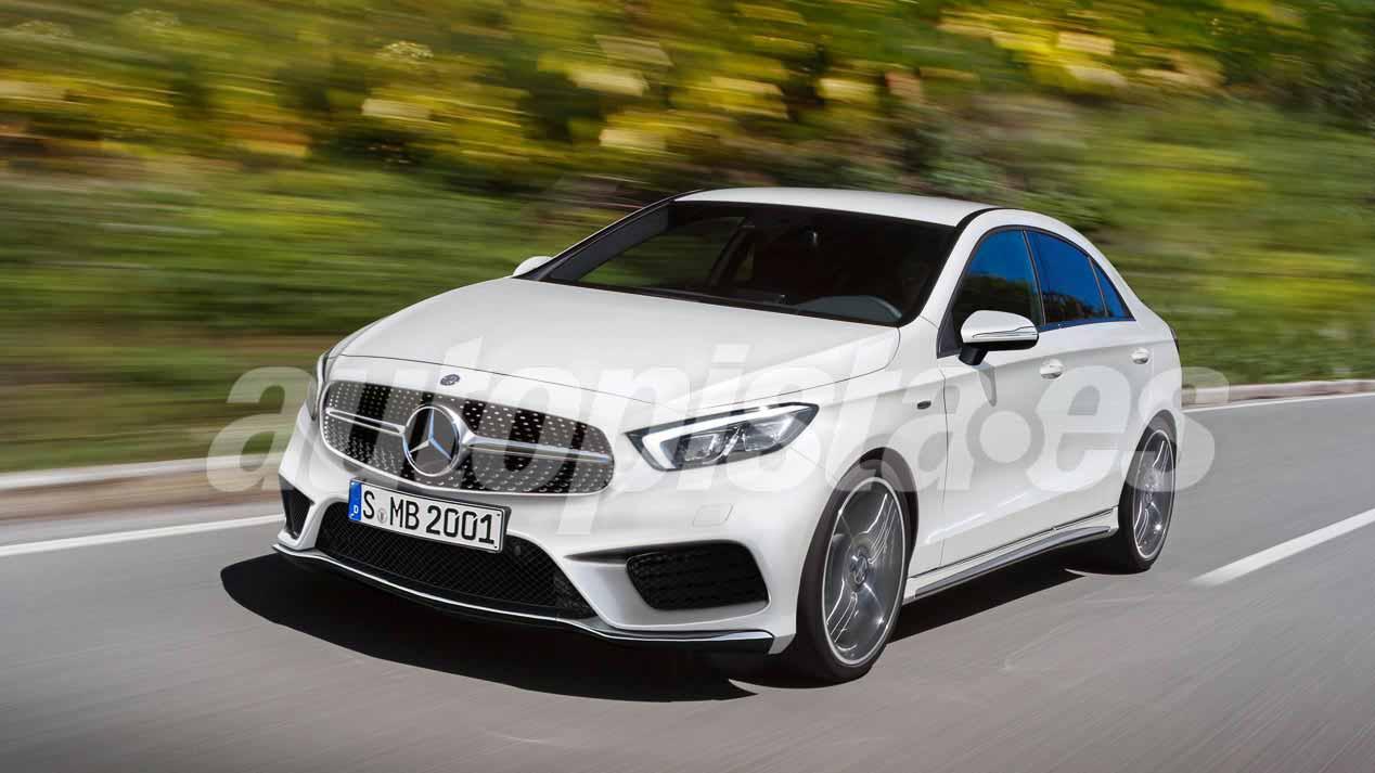 Mercedes Clase A 2018: el nuevo compacto calienta motores