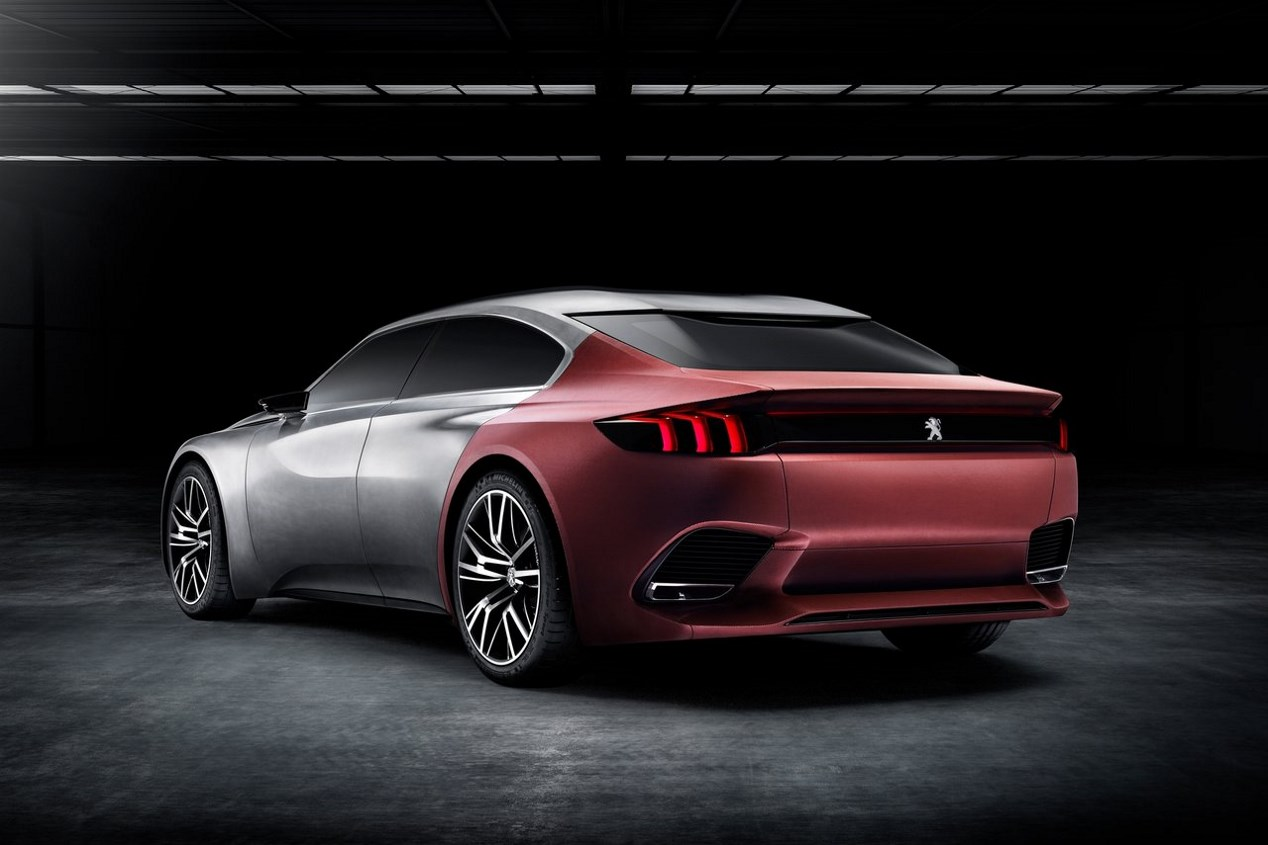 Las nuevas berlinas que vienen: Peugeot 508, Citroën C5, Kia Stinger...