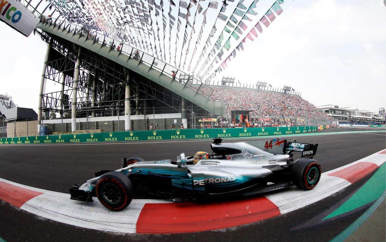 Lewis Hamilton, campeón del Mundo de F1 2017