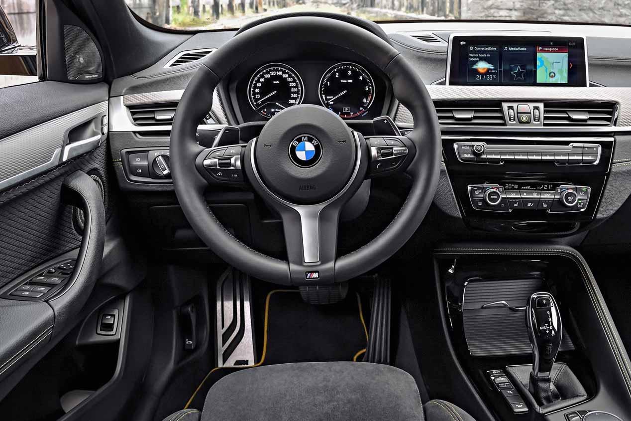BMW X2M: un SUV deportivo de lo más radical y atractivo
