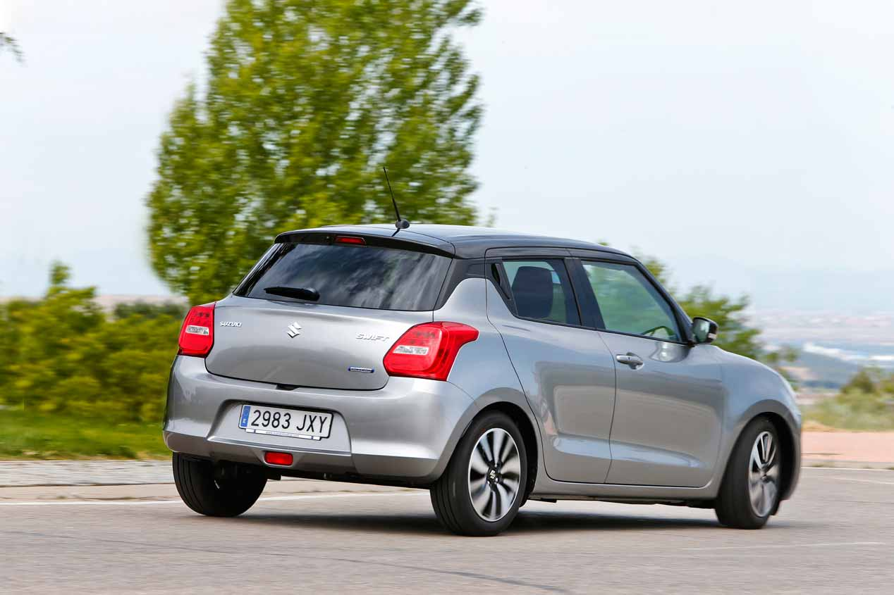 Suzuki Swift vs Toyota Yaris, frente a frente