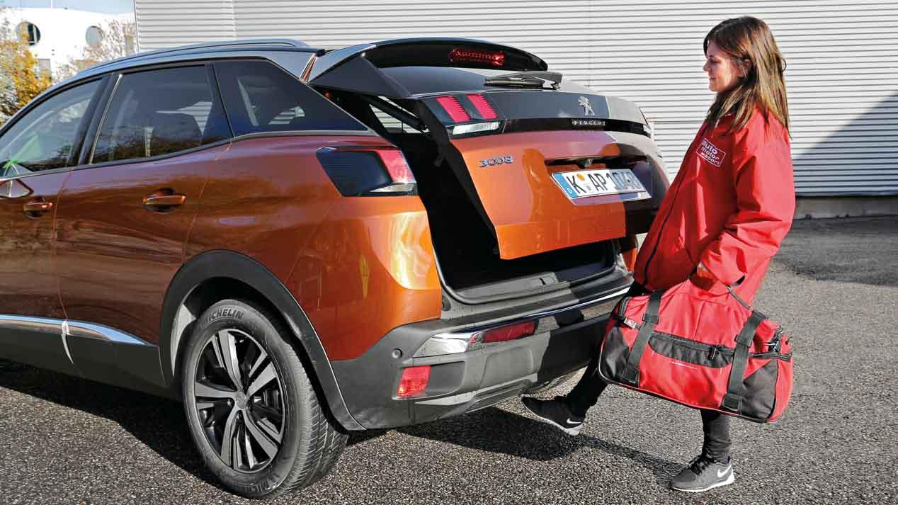 El Peugeot 3008 y 5008 con cambio EAT8, ya a la venta