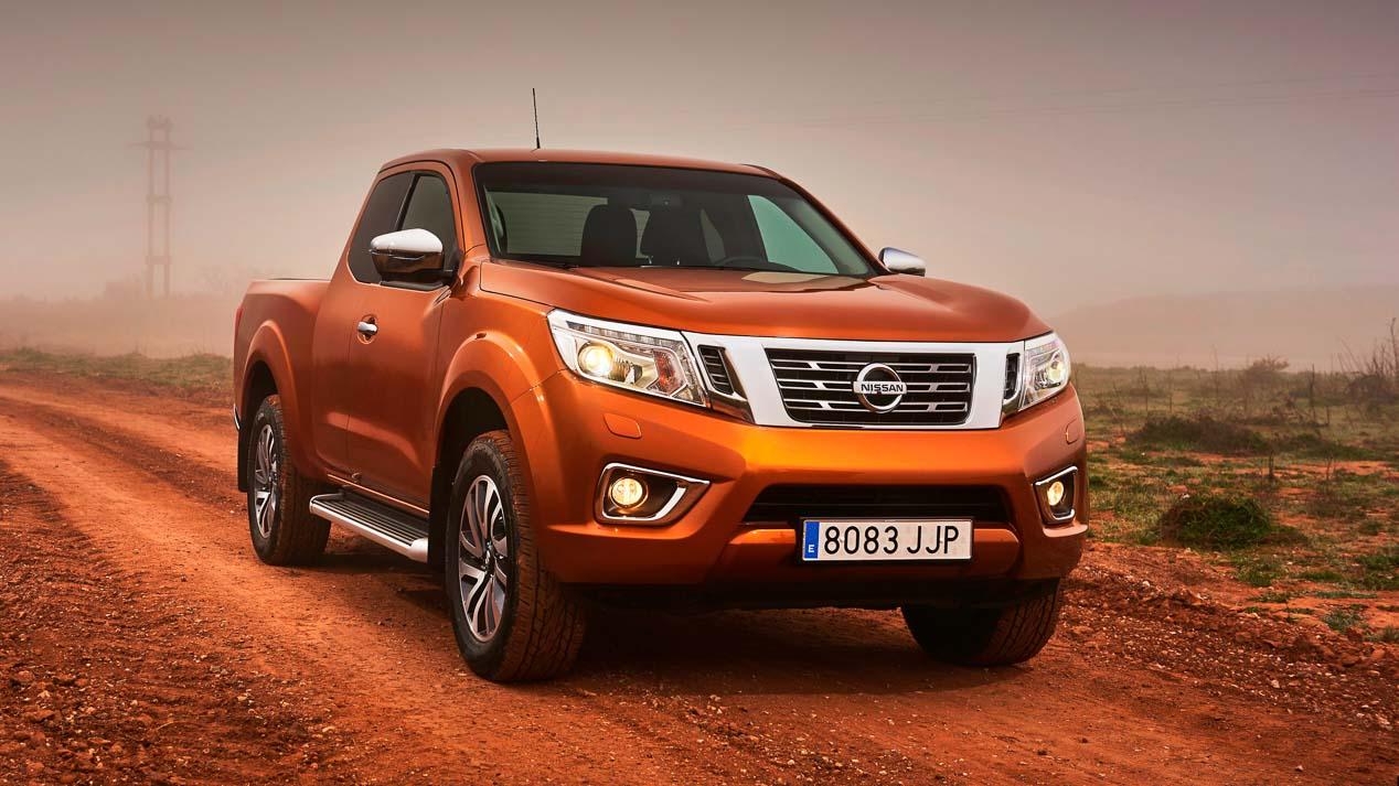 Nissan Navara SUV: ¿el próximo súper Qashqai de 7 plazas?