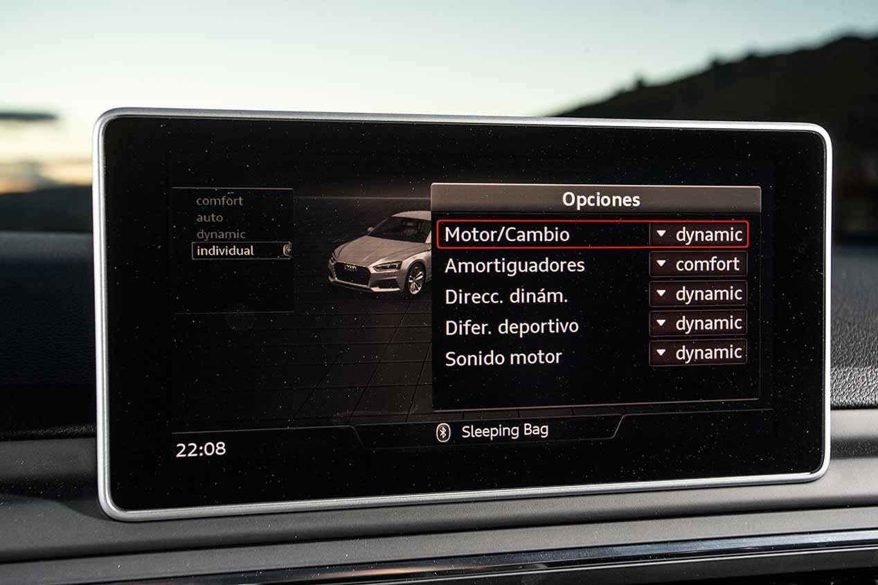 A prueba el Audi RS 5 Coupé: un deportivo muy completo