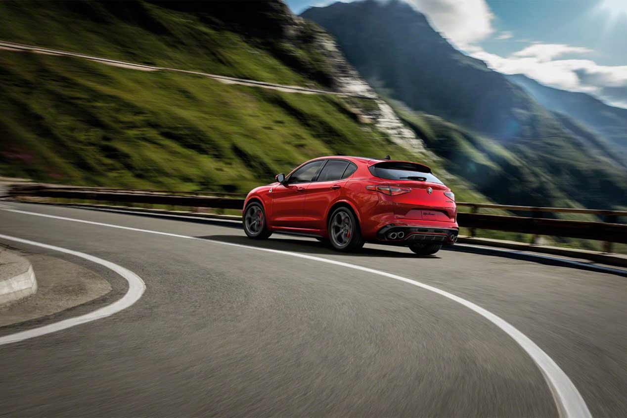 Alfa Romeo Stelvio Quadrifoglio, a la venta