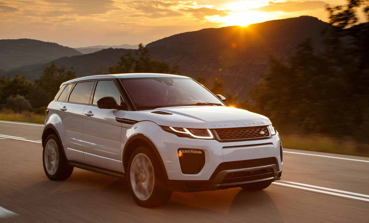 Landwind X7 2018: las fotos del SUV chino que copia al Evoque