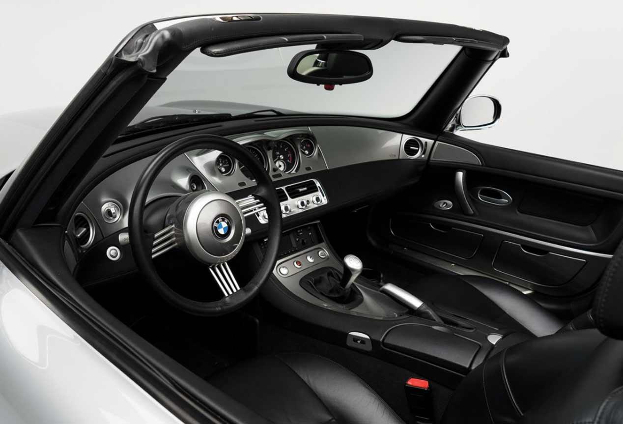 A subasta el BMW Z8 de Steve Jobs