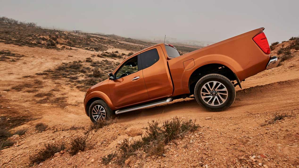 Nissan XTerra: filtrado el nuevo Navara SUV que sustituirá al Pathfinder