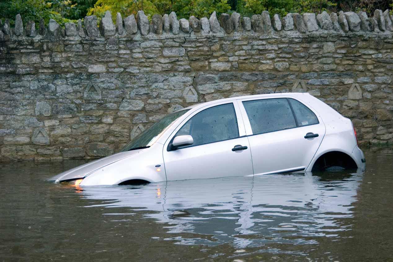 ¿Qué cosas no cubre el seguro del coche?