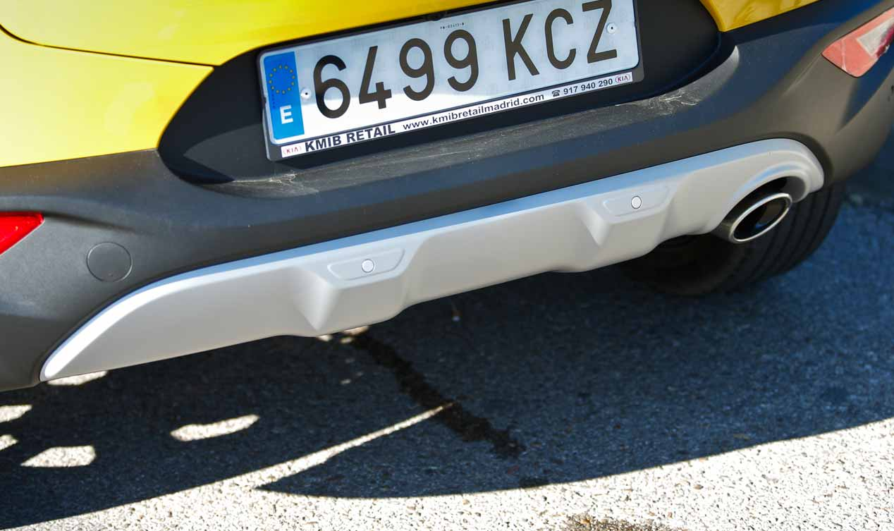 Kia Stonic 1.6 CRDi 110 CV, a prueba