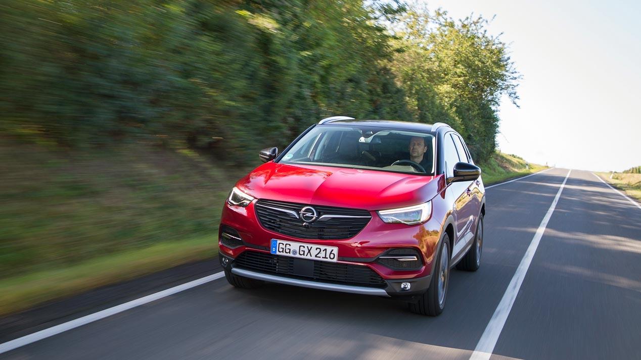 Opel Grandland X, ahora en Amazon