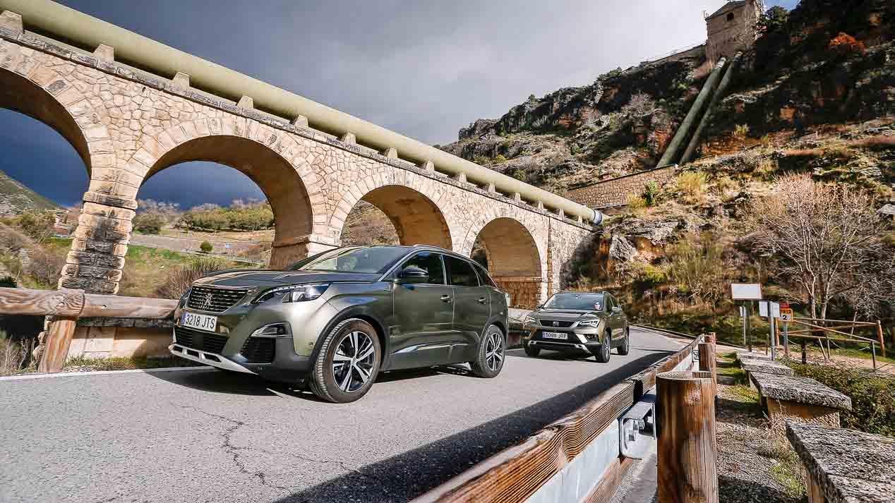 Los coches de tipo SUV, los más vendidos en España