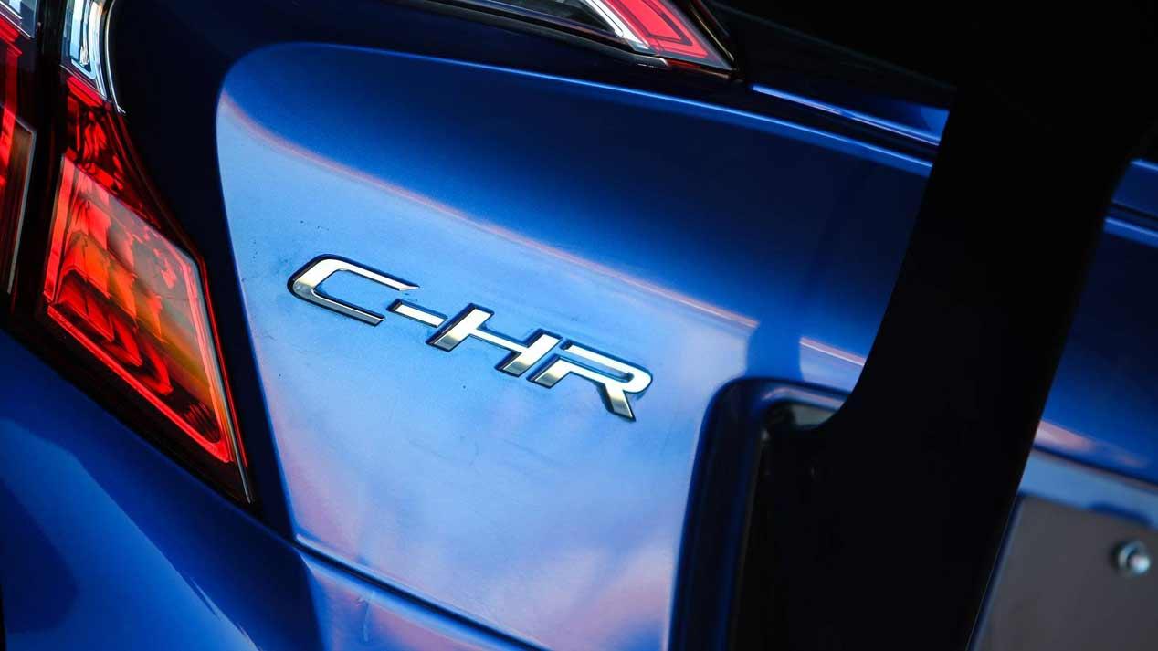 ¿Es el Toyota R-Tuned C-HR el SUV más rápido?