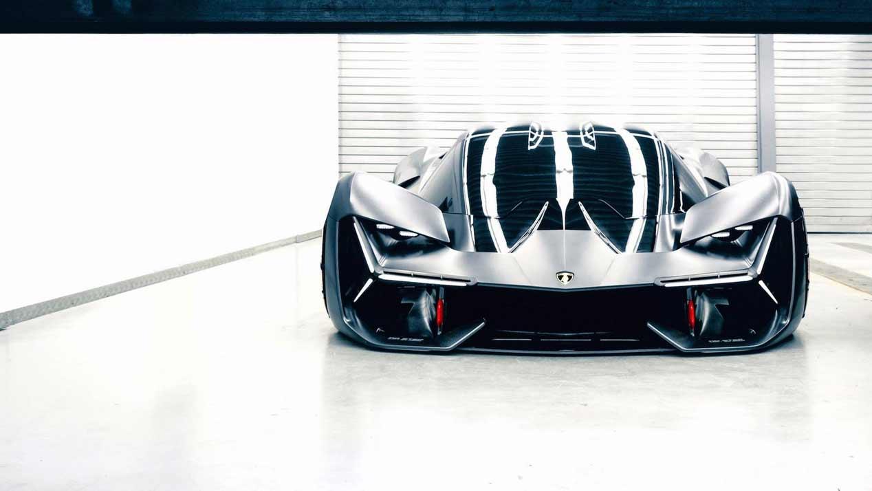 Lamborghini Terzo Millennio, el superdeportivo del futuro