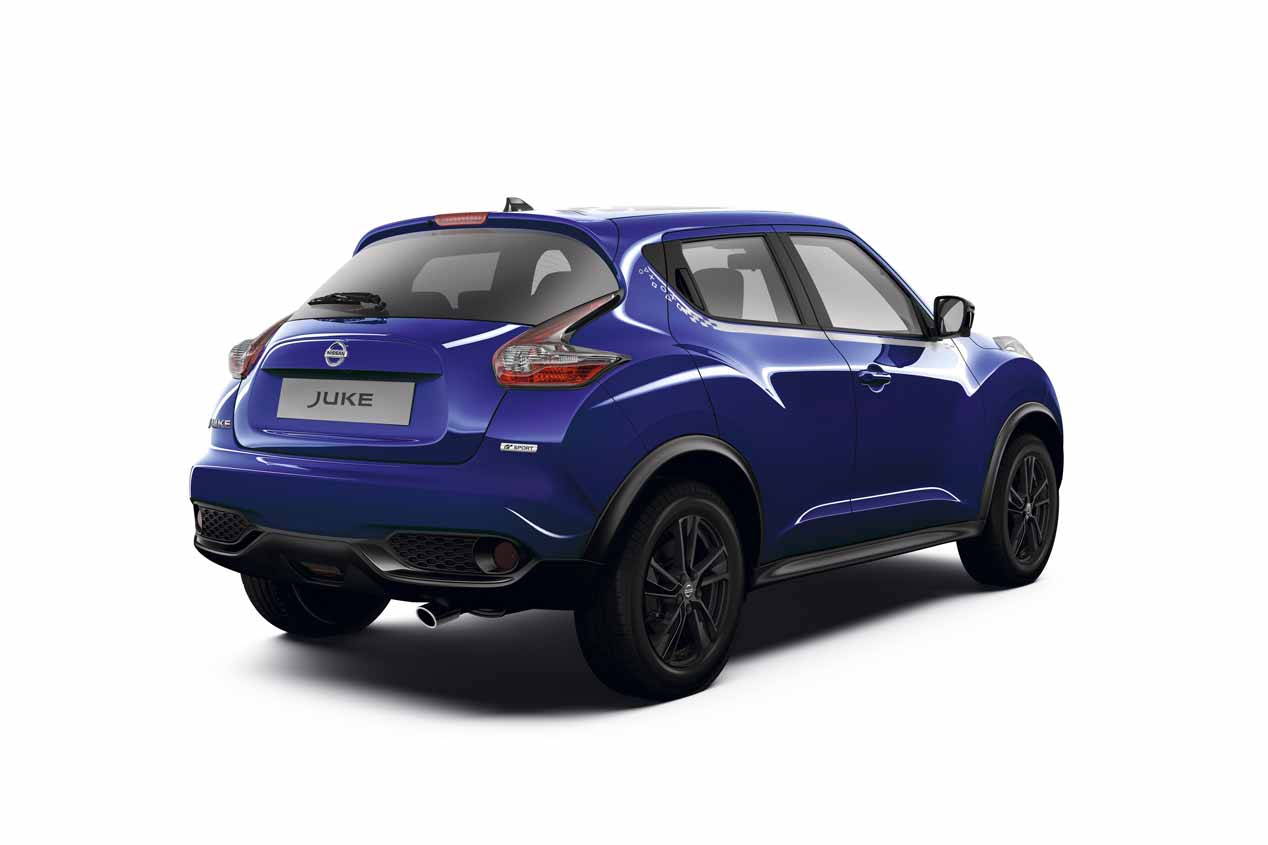 Nissan Juke RS GT Sport: con PlayStation de regalo