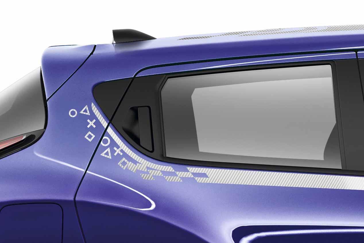 Nissan Juke RS GT Sport: con PlayStation de regalo
