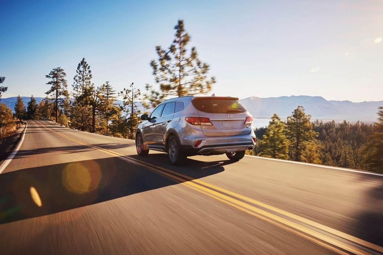 Hyundai Sante Fe 2018: primeros datos del nuevo SUV