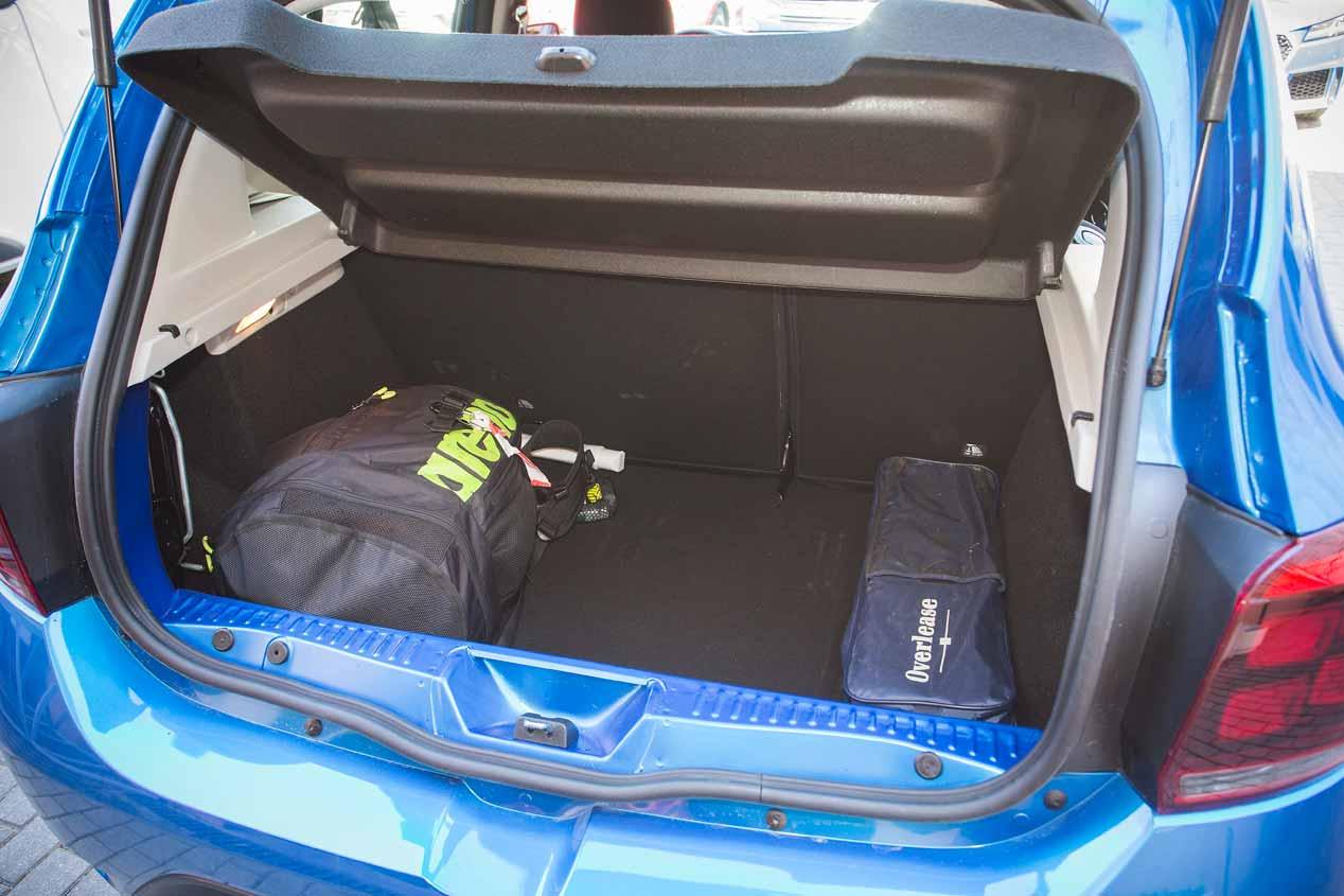 Dacia Sandero Stepway vs Hyundai i20 Active, en imágenes