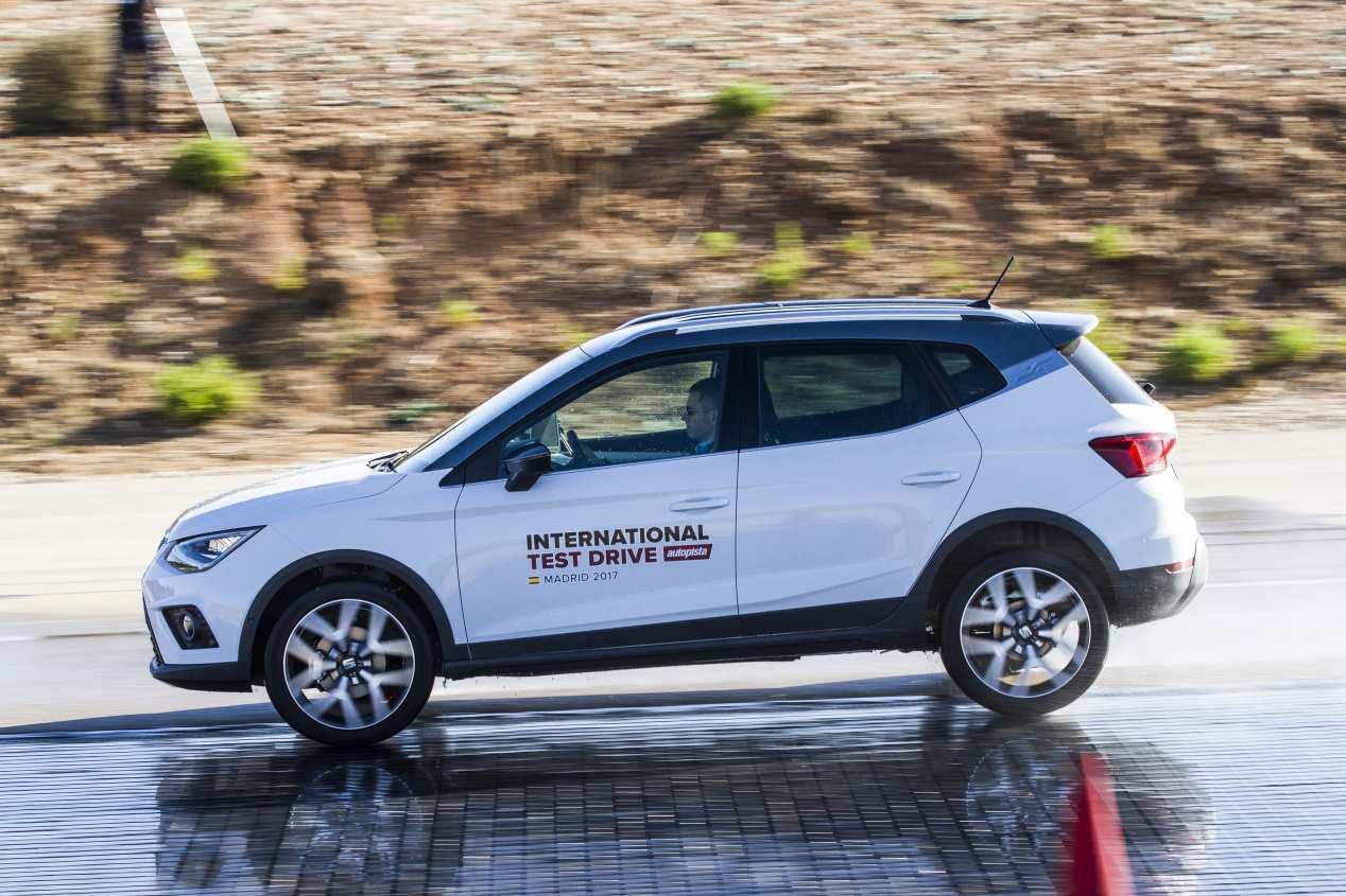 Seat Arona 1.0 EcoTSI/115: prueba al nuevo SUV con todas las mediciones