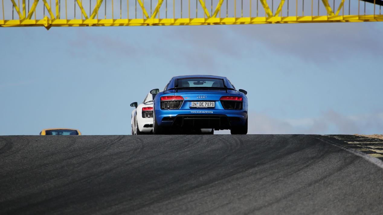 Audi Driving Experience: mejora tu conducción con los deportivos más espectaculares