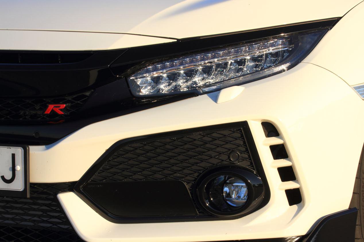 Honda Civic Type R GT: el deportivo, a prueba