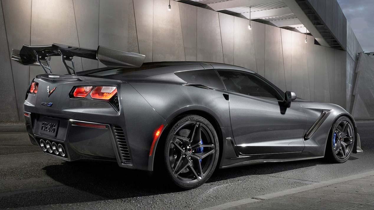 Chevrolet Corvette ZR1 2018: 765 CV para el icono americano.