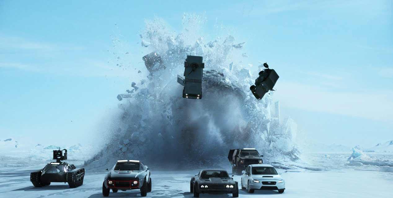 Las mejores películas de coches en 2017