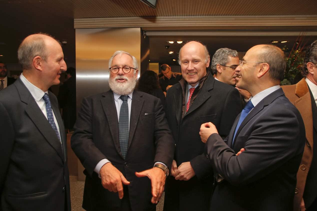 Hablamos con Miguel Arias Cañete, comisario Europeo para la Energía y el Clima