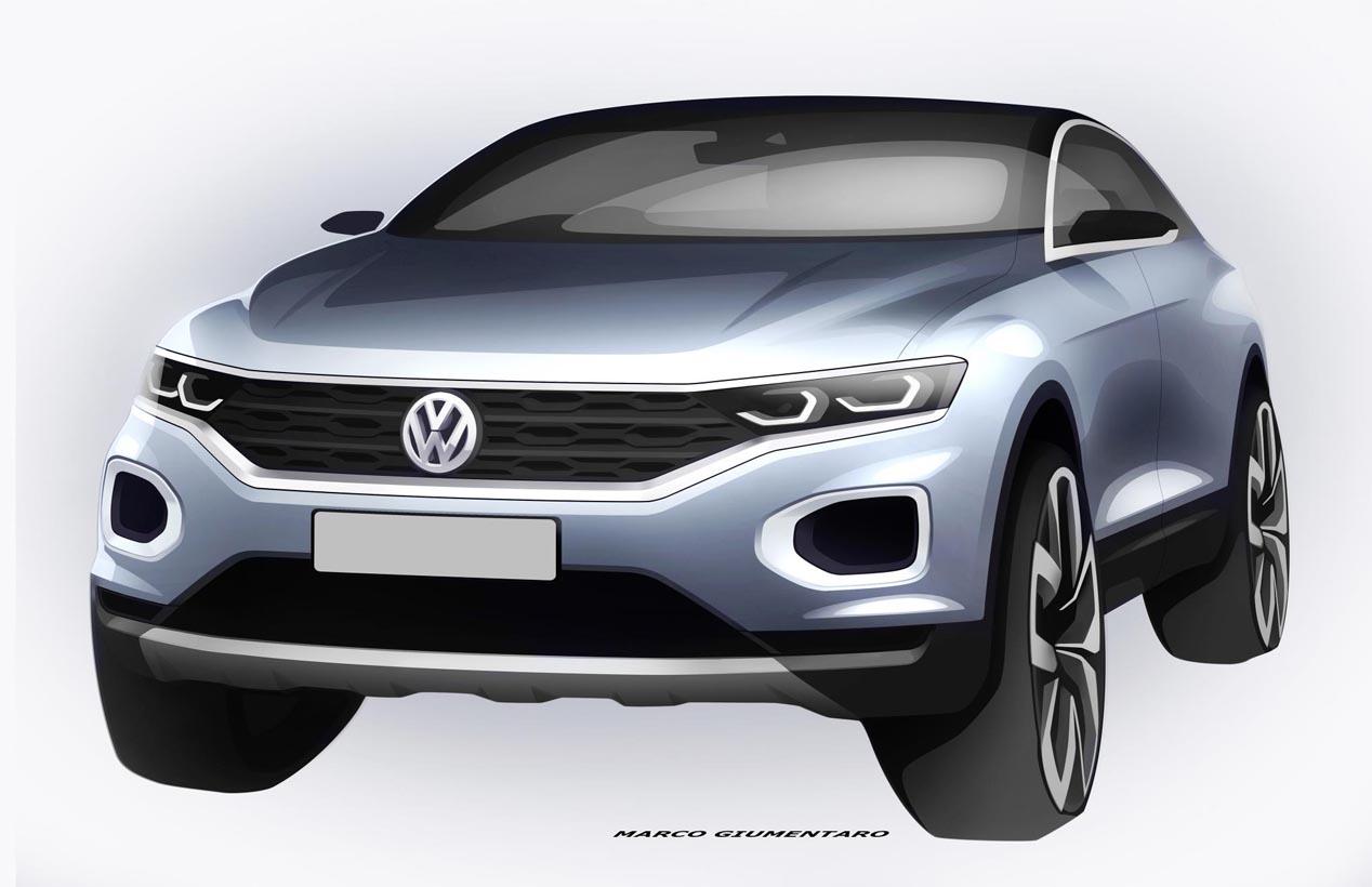 Los nuevos SUV que lanzará al mercado Volkswagen