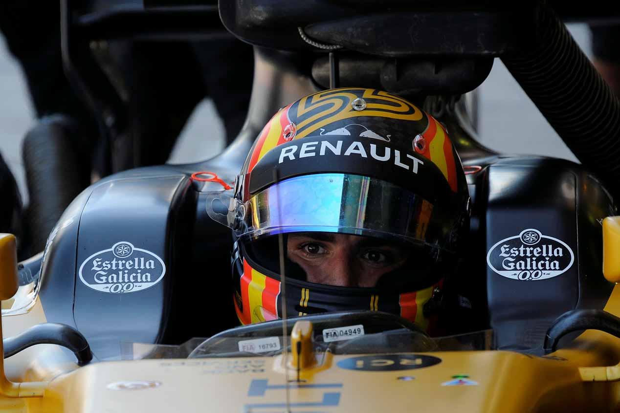 Autopista.es habla con Carlos Sainz y su futuro en la F1