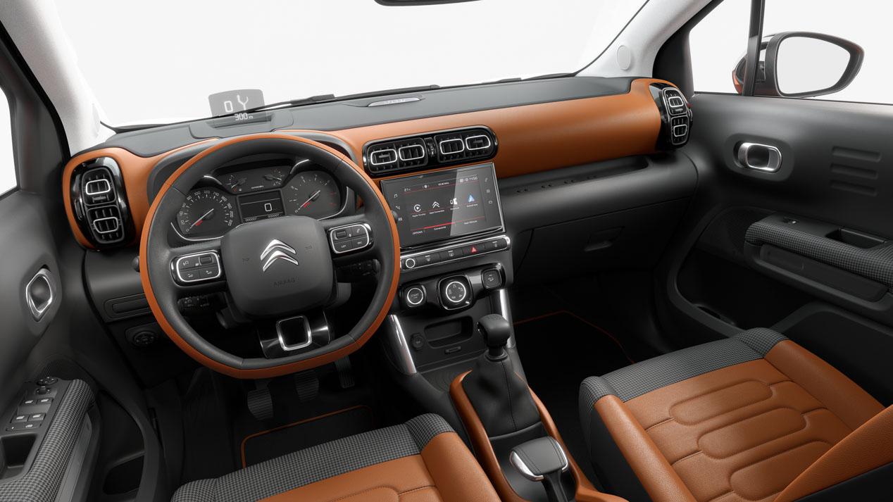 El Citroën C3 Aircross, uno de los SUV más exitosos