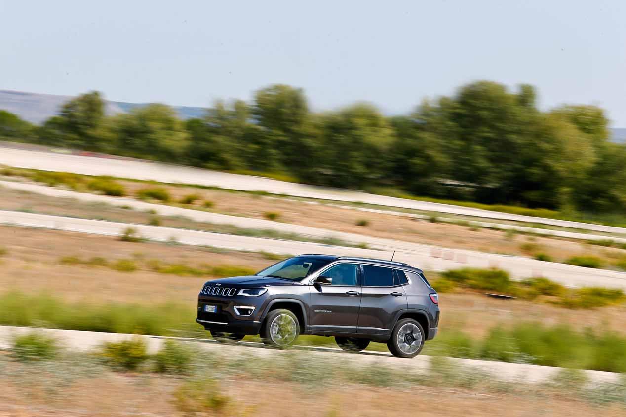 A prueba el Jeep Compass Diesel de 140 CV