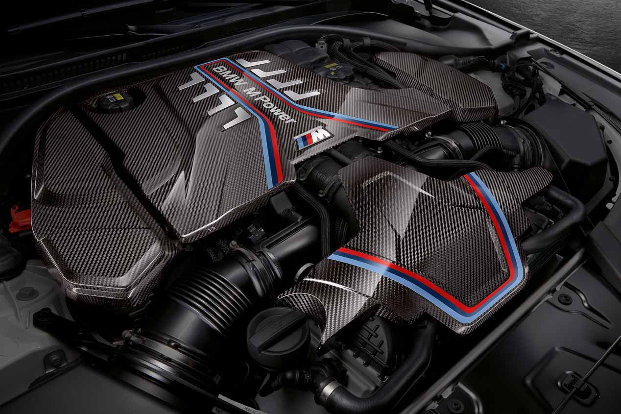 BMW M5 M Performance: deportividad infinita