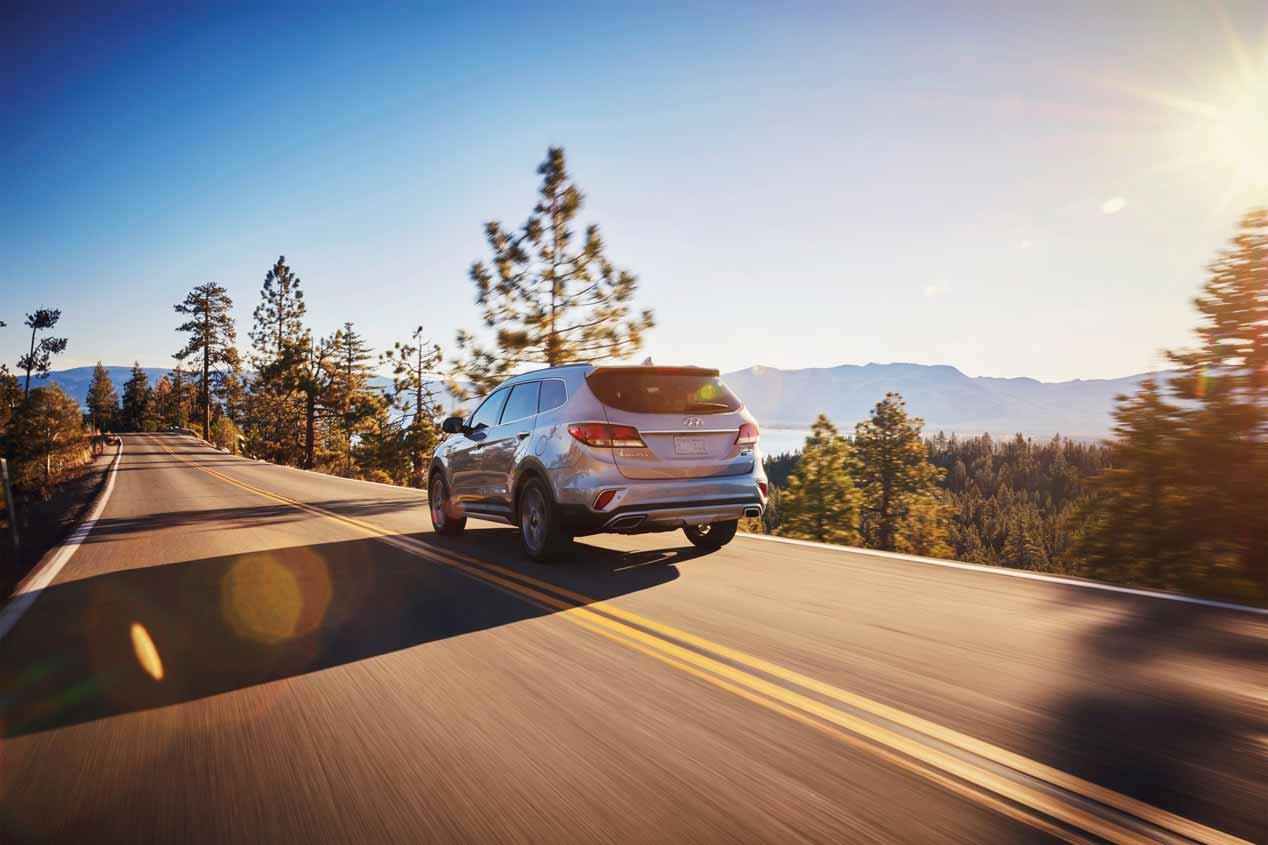 Hyundai Grand Santa Fe y Tucson, 2 de los 8 nuevos SUV de Hyundai